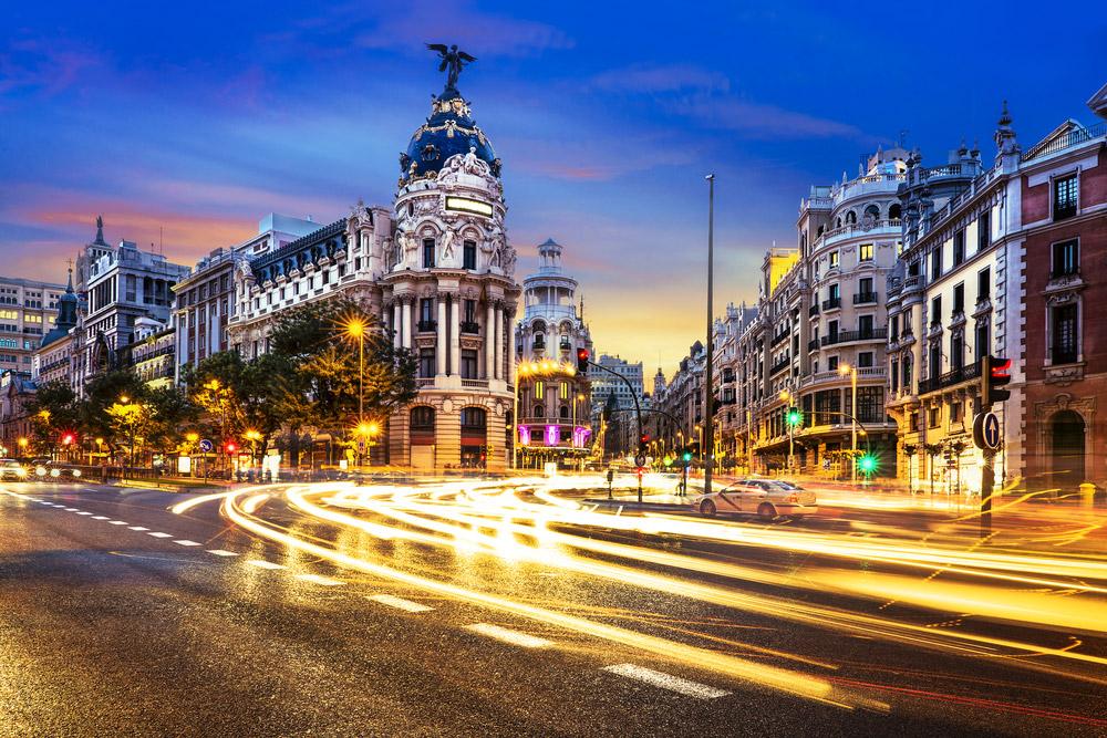 Madrid. A way oflife