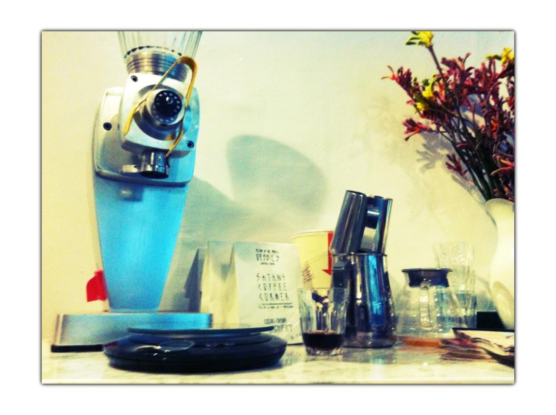 Satan's Coffee Corner, Grey Street, Magnífico, Raval, Barcelona, News, Coolplaces