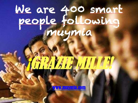 smart people, smart, muymia, muymia.com, follow me, coolhunter, WGSN, fashion, trends, trends 2013, moda, cazatendencias, the best is yet to come