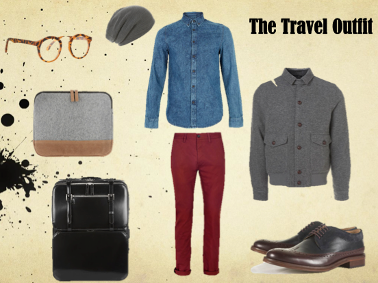 The Men's Travel Outfit