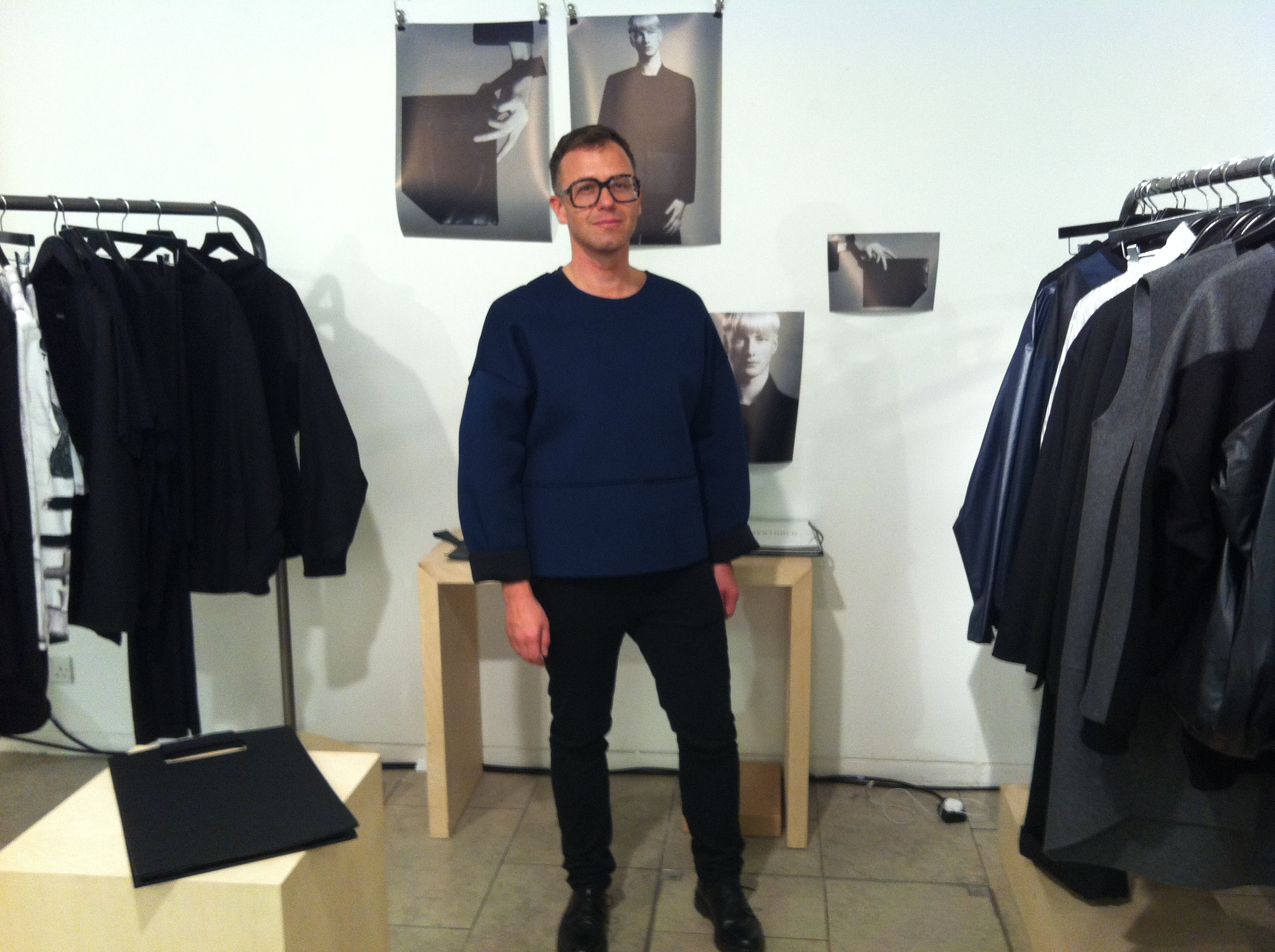 Berthold (Men fashion designer)