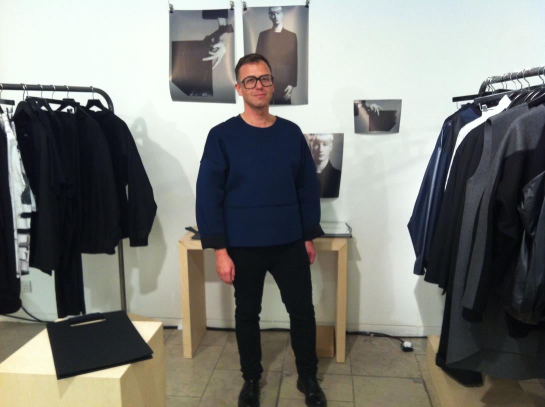 Berthold (Men fashion designer)