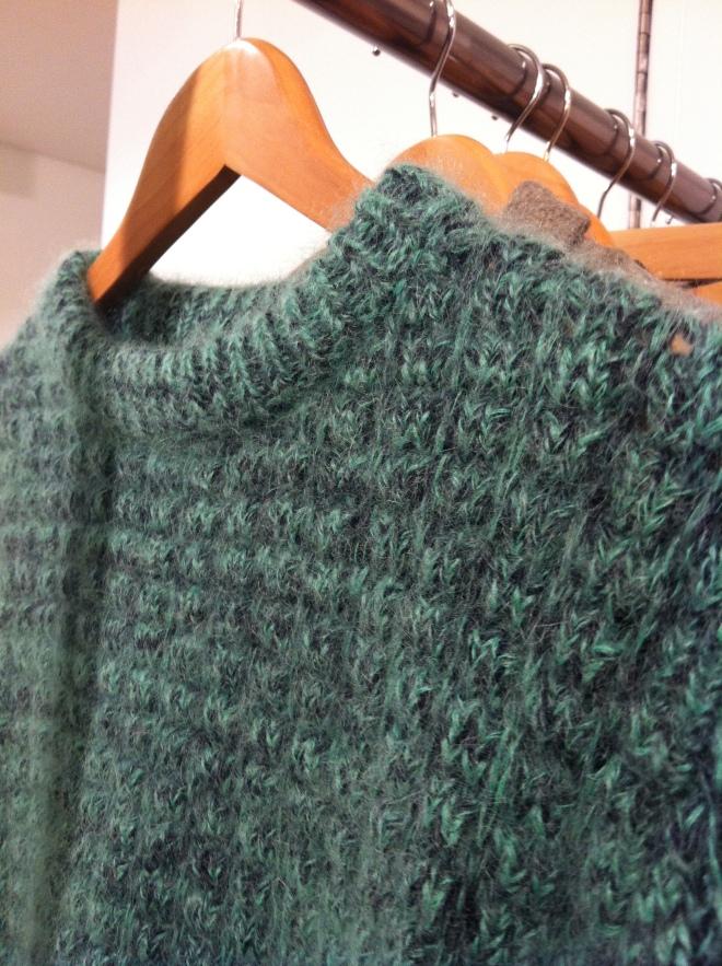 Lou Dalton knitwear