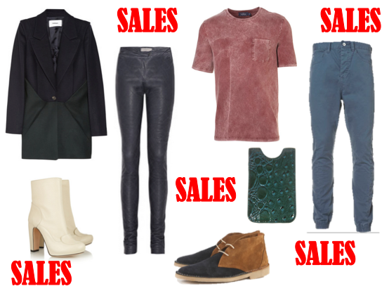 Autum/Winter Sales 2013