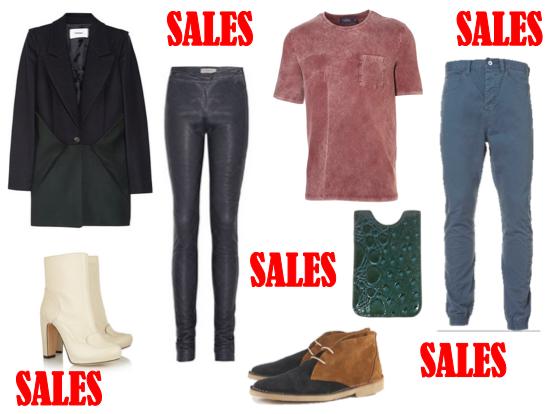 Autum/Winter Sales 2013