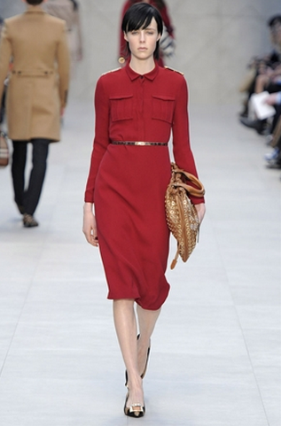 Burberry Prorsum AW13 - womenswear