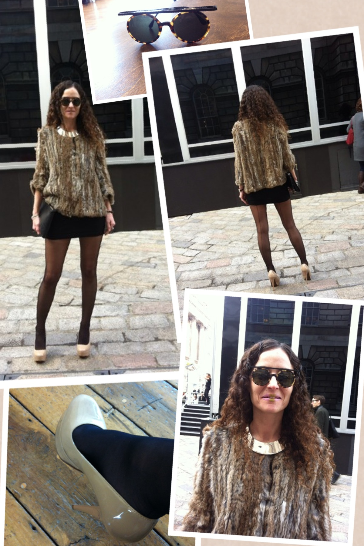 London Fashion Week - Outfit Day 4 - muymia