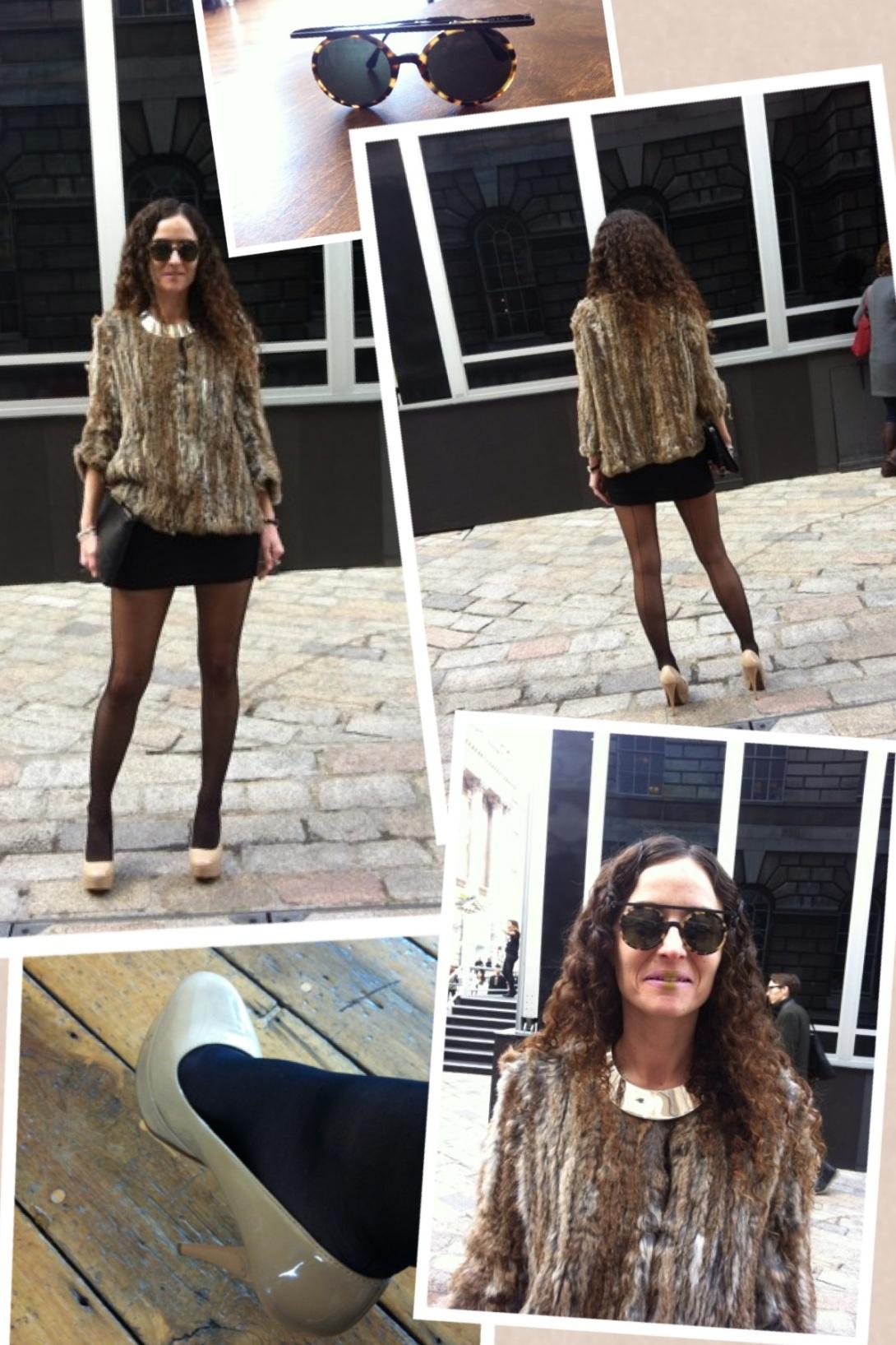 London Fashion Week - Outfit Day 4 - muymia