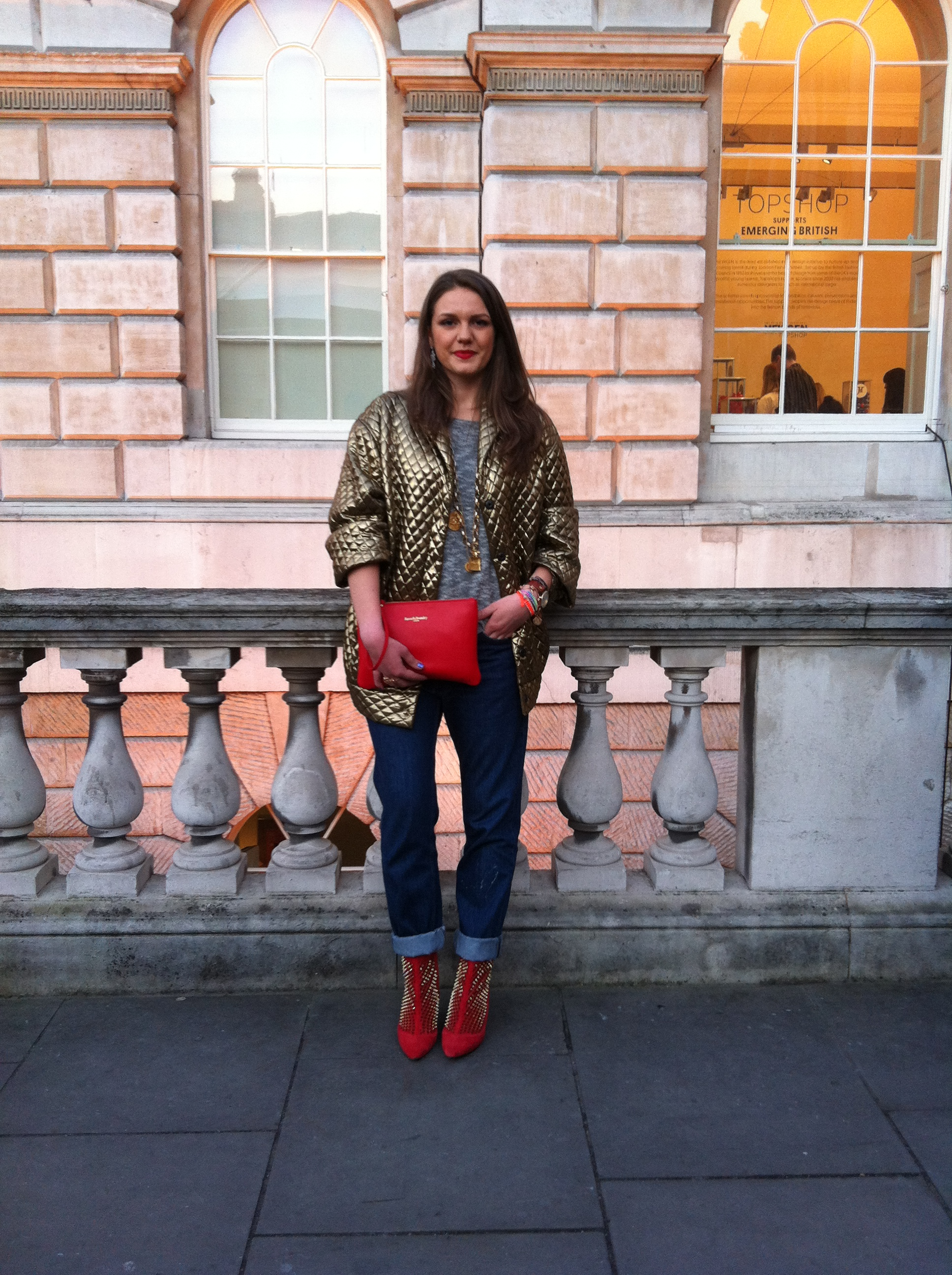 Streetstyle - LFW Day 5