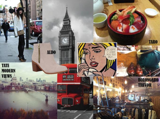 Una CoolHunter en Londres by muymia