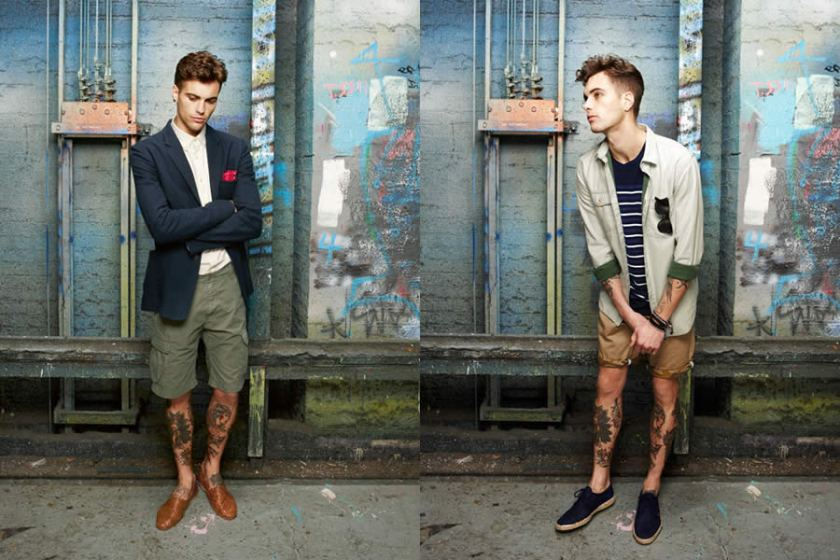 Urban Outfitters for man S/S 2013