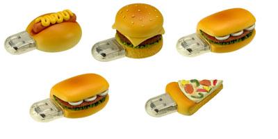 Food USB / USB con forma de comida