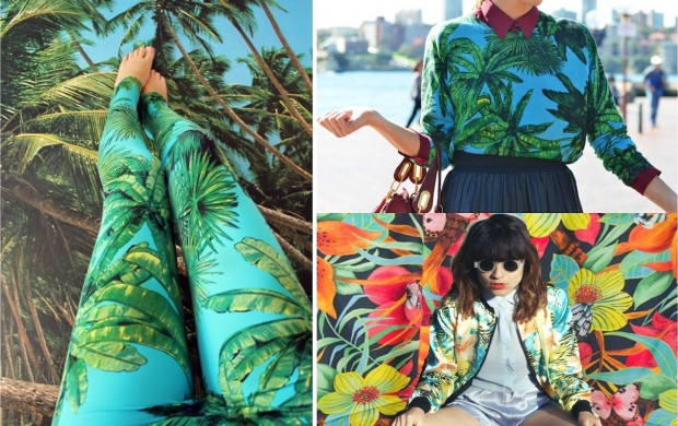 Tropical Safari trend for S/S13 - Tendencia Safari Tropical para P/V13
