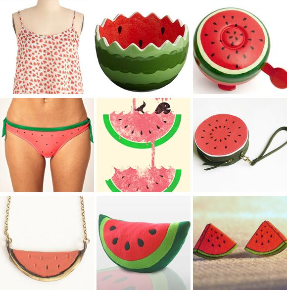 Watermelon world / Mundo sandía