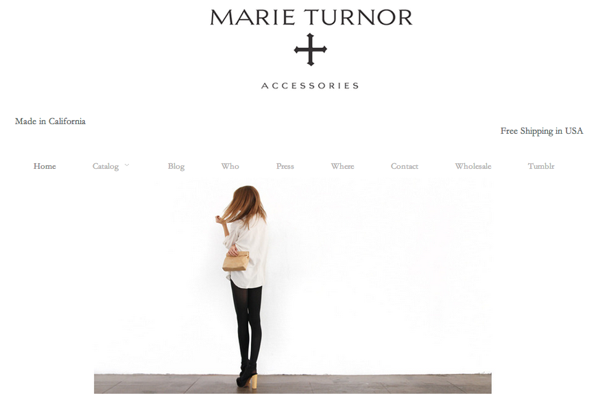Who is Marie Turnor?