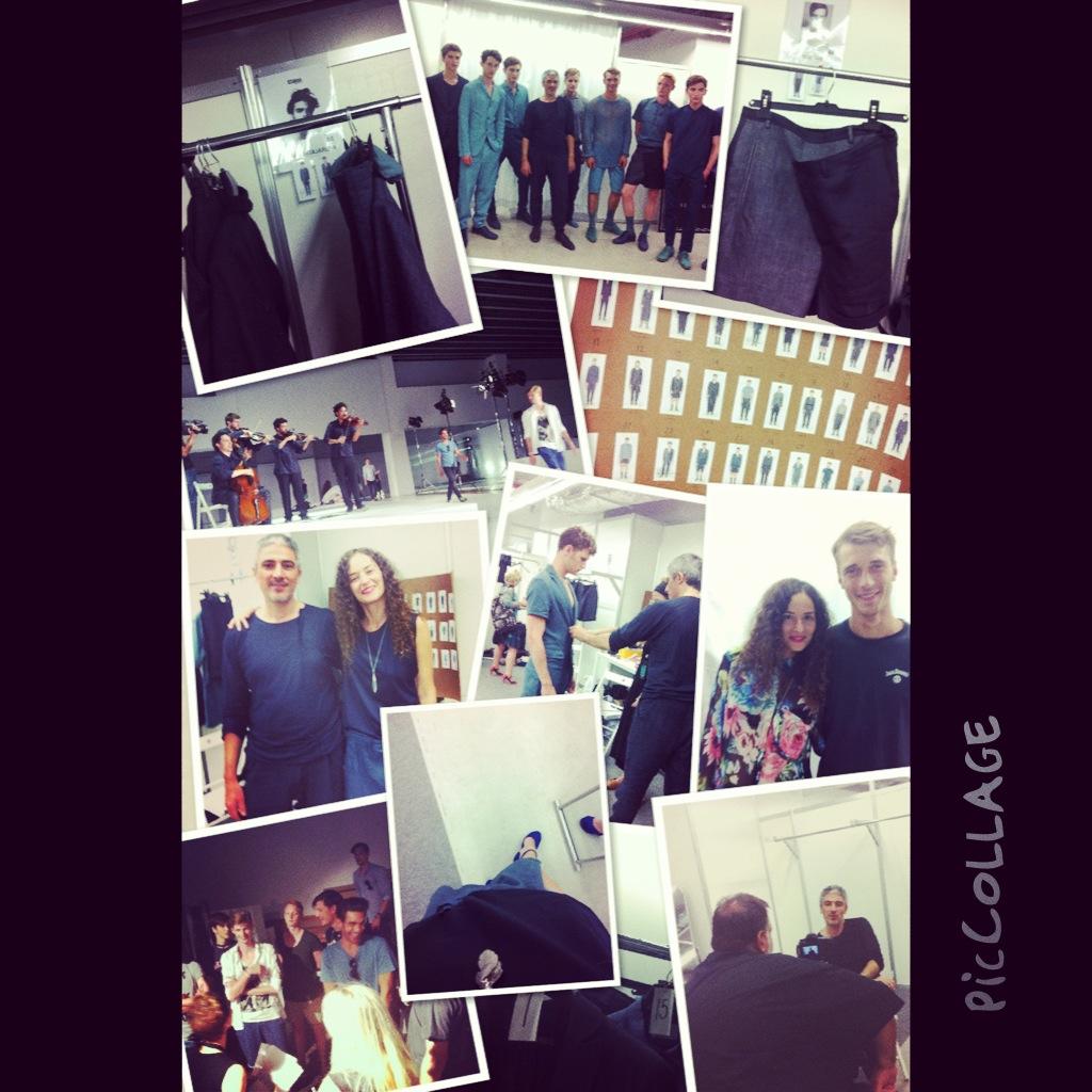 Josep Abril SS14 at 080 Barcelona Fashion