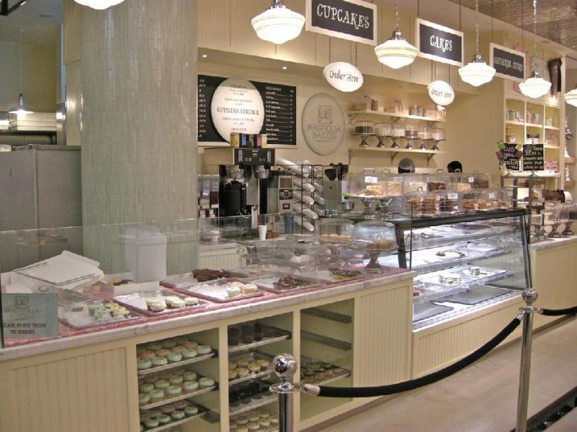 Magnolia Bakery, NY