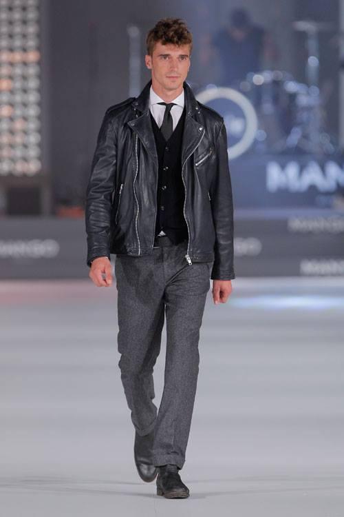 Mango SS14 - Model: Clement Chabernaud