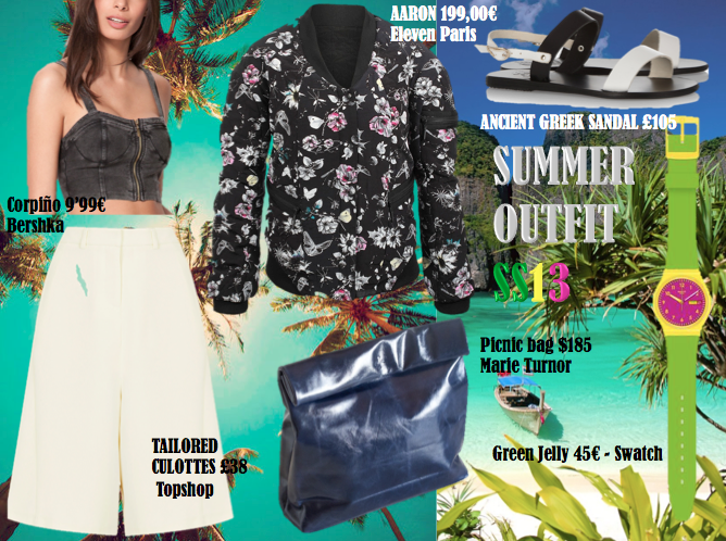 Summer Outfit SS13 / Outfit de verano PV13