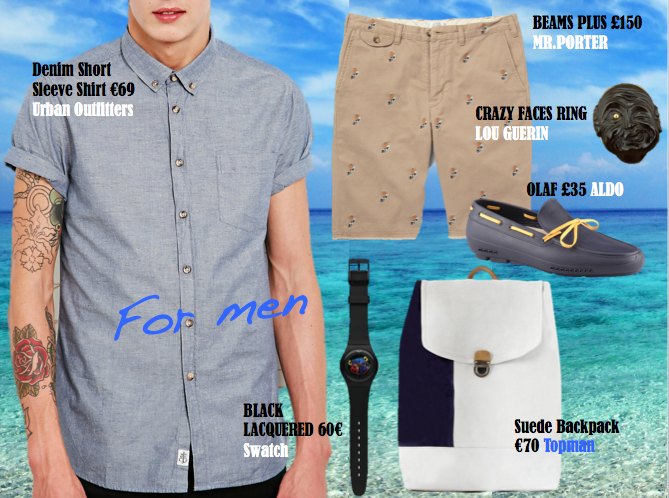 Summer Outfit. For men