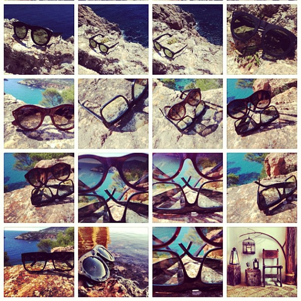 Wilde Sunglasses collection available in Wilde Store Ibiza