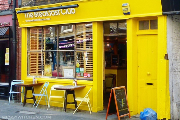 The Breakfast Club, London