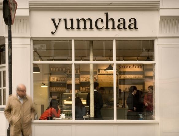Yumchaa, London