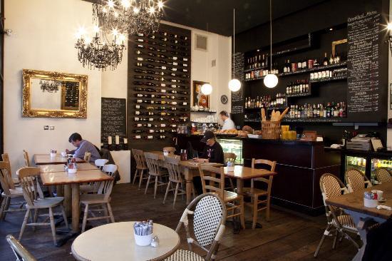 Cafe Phillies, London