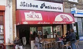 Lisboa Patisserie, London