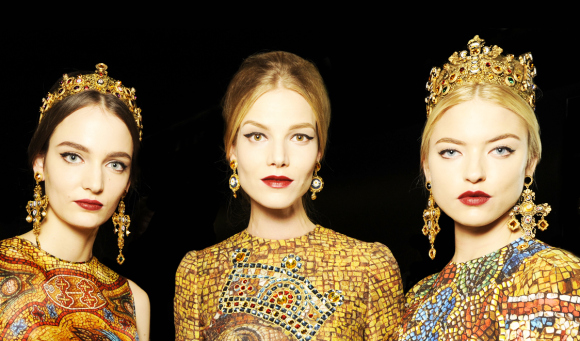 Red Lips - D&G 2014