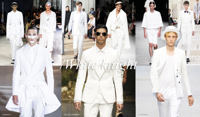 White for man 2014