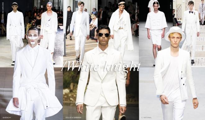 White for man 2014