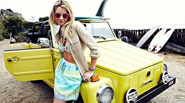 Surfers style...