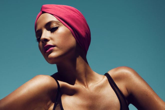 Turbants and all sort of accessories for the hair/head