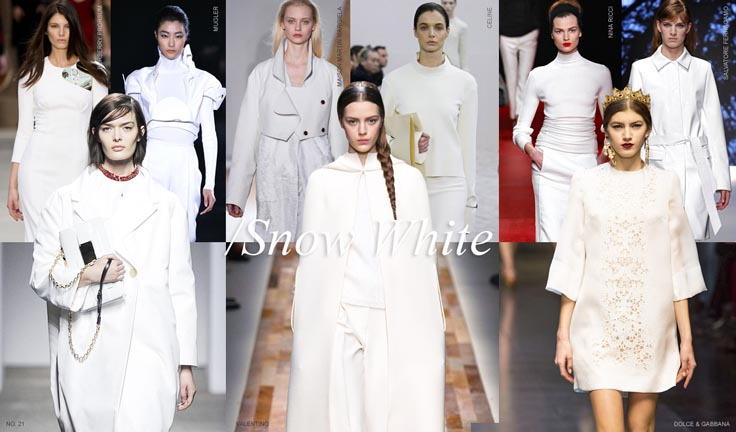 White for women 2014