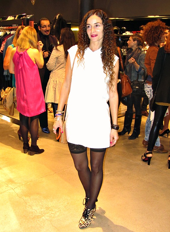 Clara De Nadal Trias aka muymia at HMagazine and Hugo Boss Party, La Vanguardia