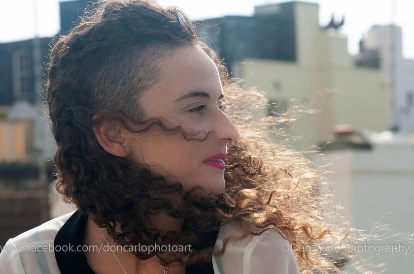 Clara De Nadal Trias, muymia by Don Carlo Photography, London