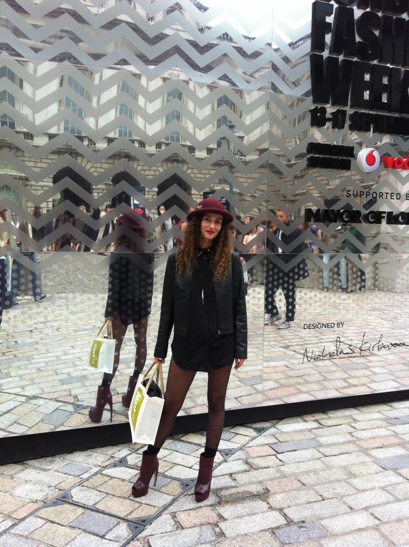 Daily Newspaper of London Fashion Week SS14