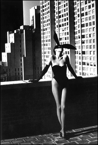 by Helmut Newton 1950