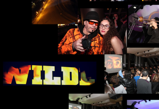 Hotel W + Wilde Store Party