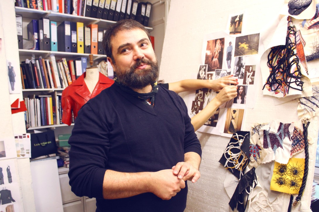 Exclusive interview to Emilio De La Morena for Grazia.es