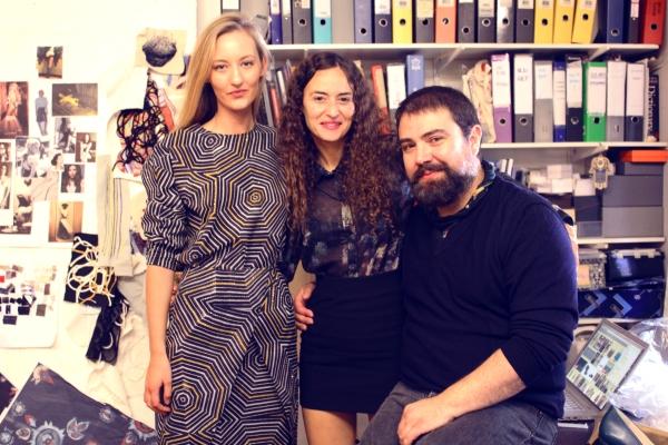 My Exclusive interview to Emilio De La Morena for Grazia.es