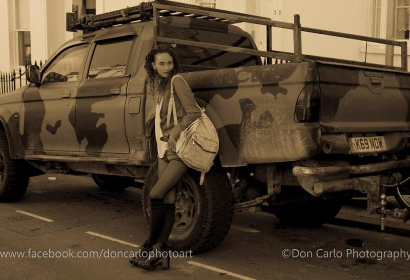 Photo-Shooting for Don Carlo Photography, London