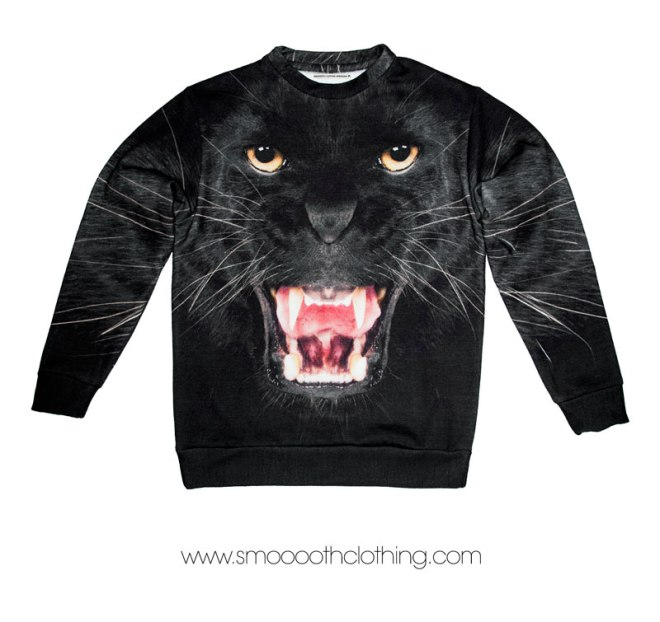 PANTHER Smooooth Clothing