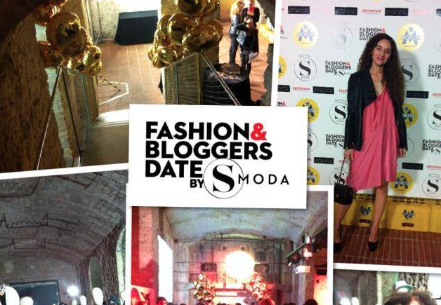Fashion and Bloggers date by SModa