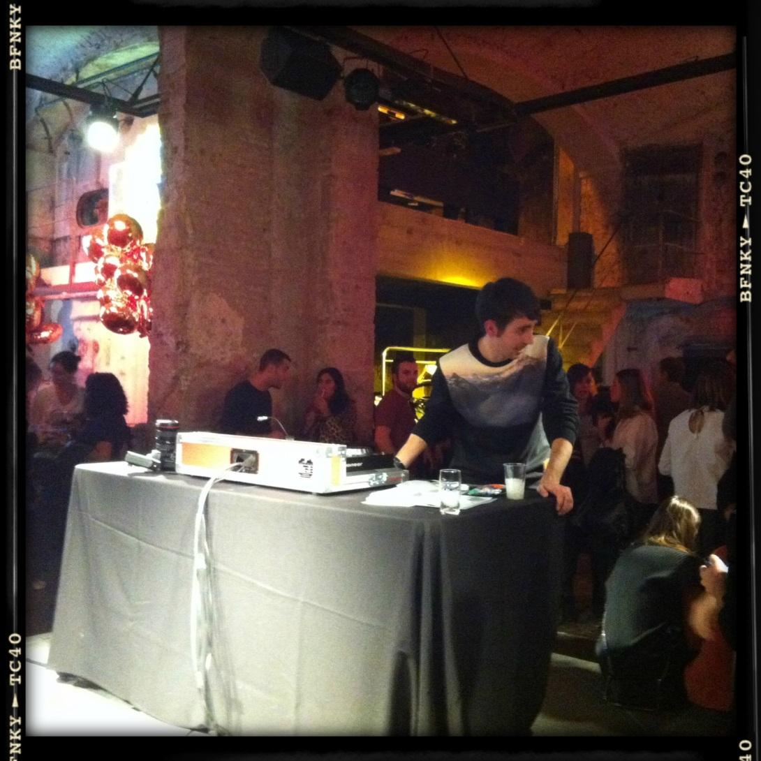 Live Music en el Fashion & Bloggers date by S Moda