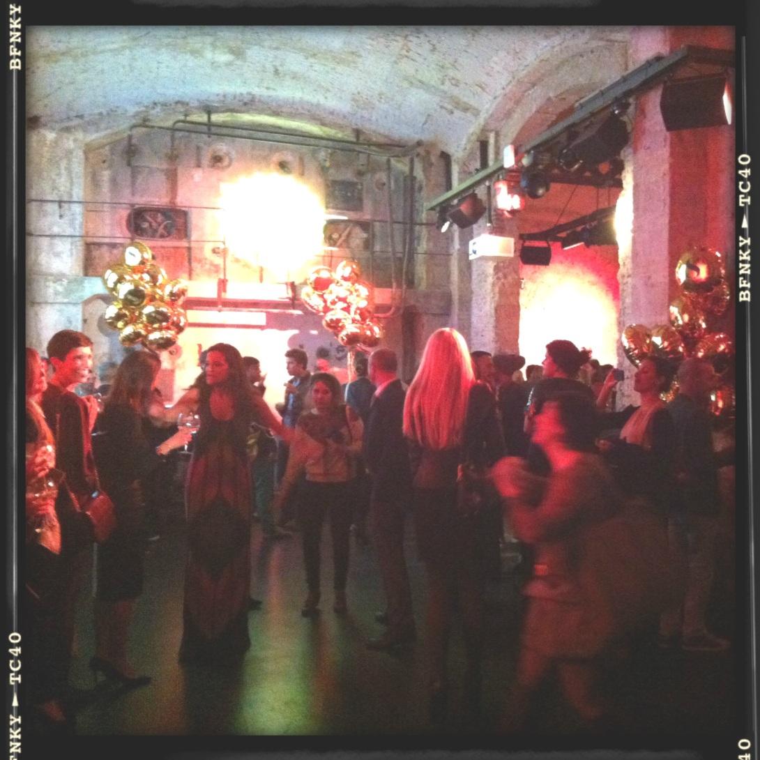 Fábrica Moritz en el Fashion & Bloggers date by S Moda