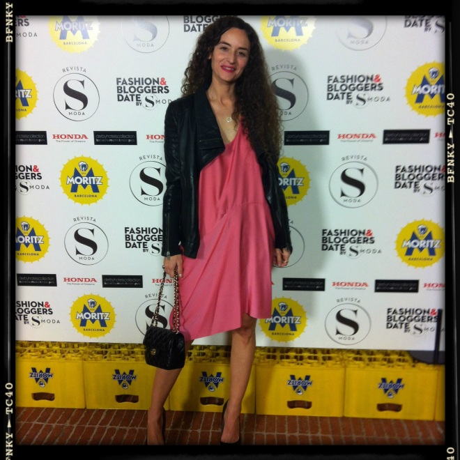 Clara De Nadal trias, muymia en el Fashion & Bloggers date by S Moda