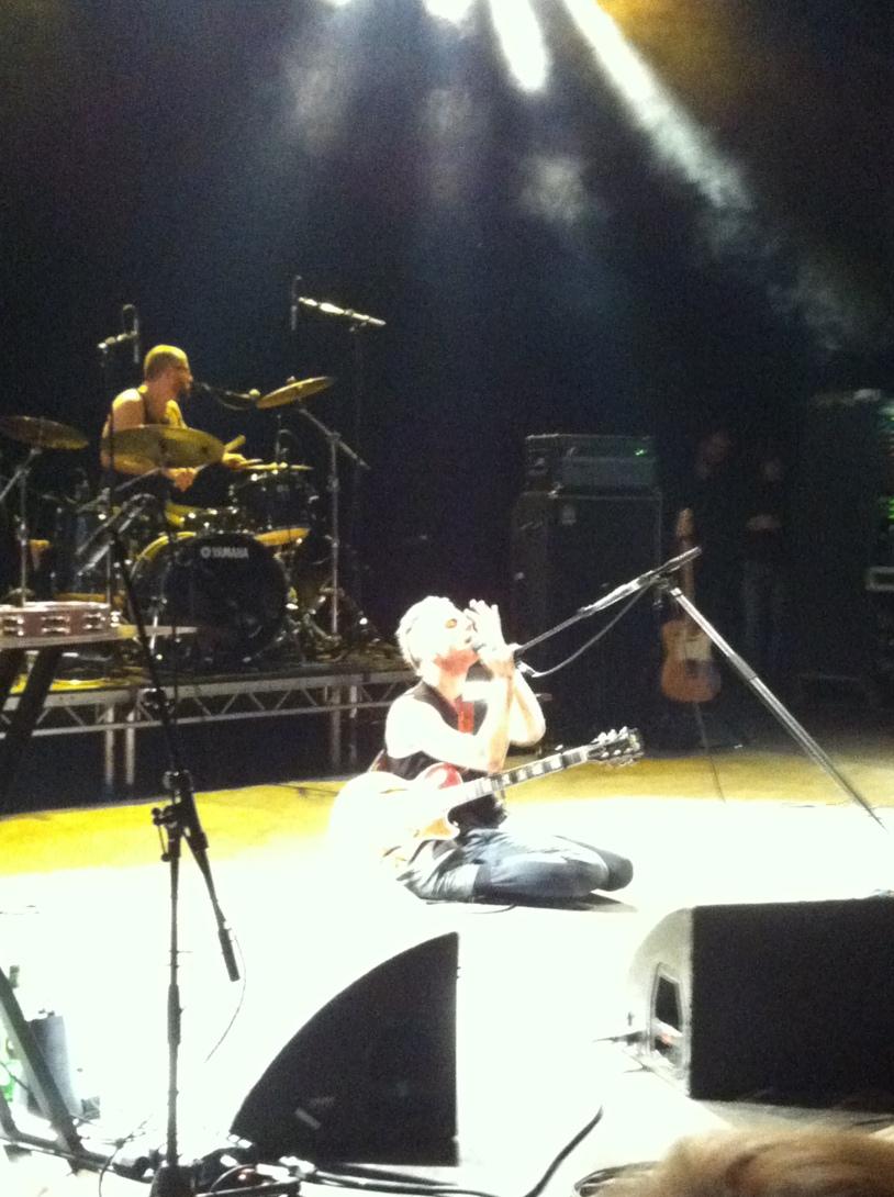 Asaf Avidan Live Concert in London in O2 Shepherd's Bush Empire