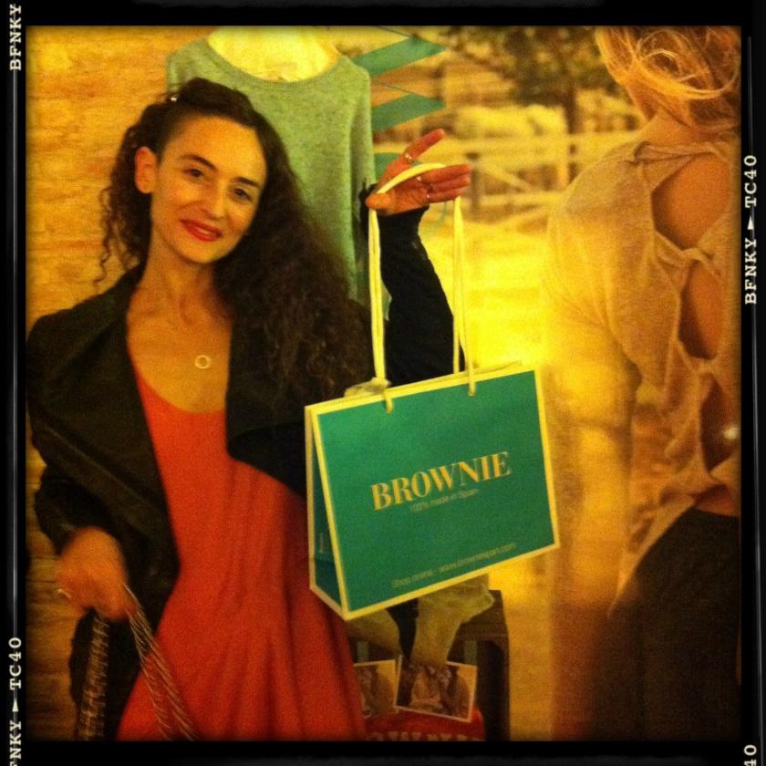 muymia & BROWNIE en el Fashion & Bloggers date by S Moda